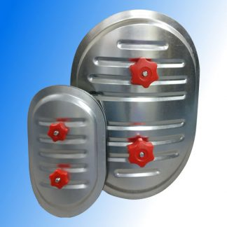 Access Doors for Circular Ducts