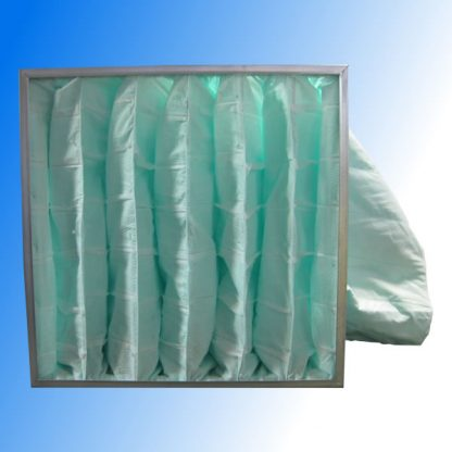 F6 High Efficiency Bag Filter
