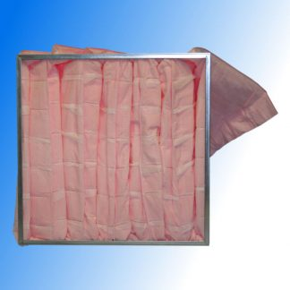 F7 High Efficiency Bag Filter