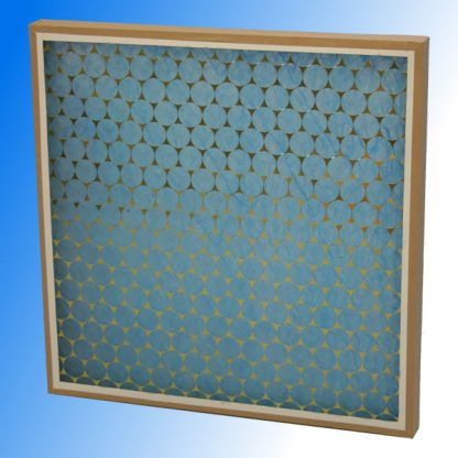 Glass Fibre Panel Filter