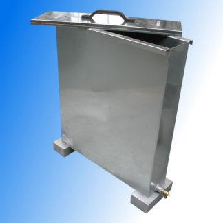 Heated Cleaning Tank For Grease Filters